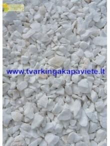 Balta marmuro skalda