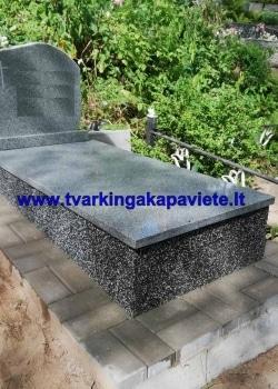 Kuru grey granitas