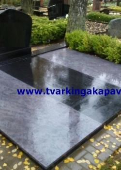 Orion  ir juodas Karelijos granitas