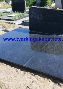 Juodas Karelijos granitas